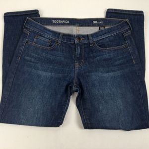 J.Crew Jeans Size 30 Ankle Toothpick
